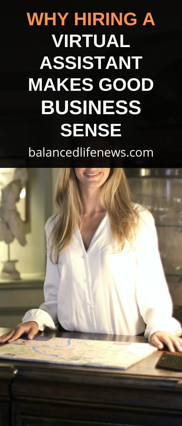 Why Hiring a Virtual Assistant Makes Good Business Sense